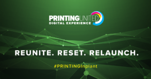 PRINTING United Digital Experience In-plant