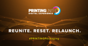 PRINTING United Digital Experience Package Printer